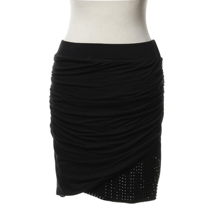 Philipp Plein skirt gem embellished