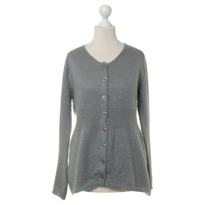 Claudie Pierlot Grey Cardigan
