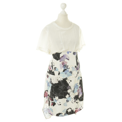Phillip Lim Silk dress with floral print
