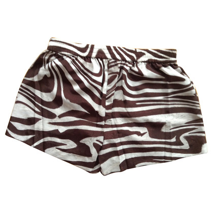 Michael Kors Shorts with zebra pattern
