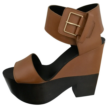 Céline Platform Sandals