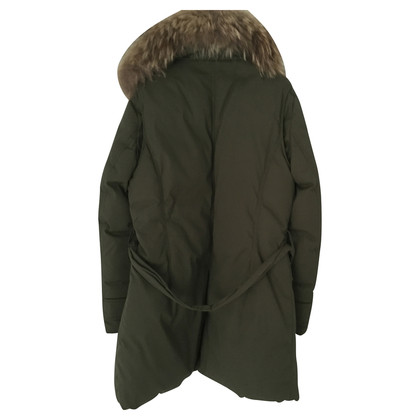 Blauer USA Winter coat with real fur