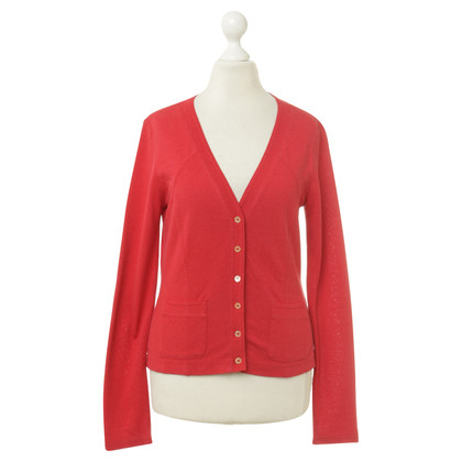 Marc Cain Cardigan in red
