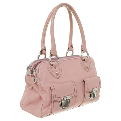 Marc Jacobs Hand bag in Rosé