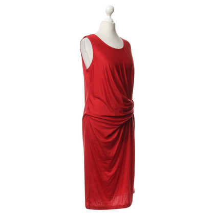 DKNY Red dress with node detail