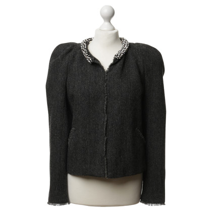 Isabel Marant Jacket with jewel trim