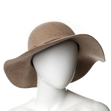 Day Birger & Mikkelsen Wool Hat in beige