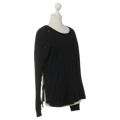 Zadig & Voltaire Sweater with button details