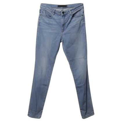 Alexander Wang Jeans lichtblauw