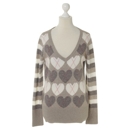 Ambiente Pullover mit Muster