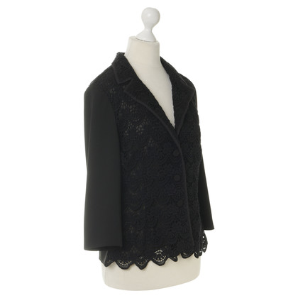 Philosophy di Alberta Ferretti The crochet-look Blazer