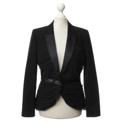 Just Cavalli Blazers with tulle trim