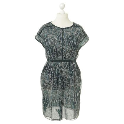 Hoss Intropia Kleid mit Muster