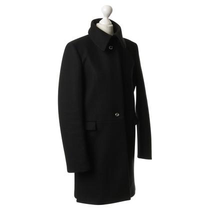 Balenciaga Coat in black