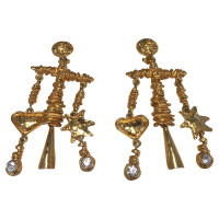 Christian Lacroix  Clip earrings