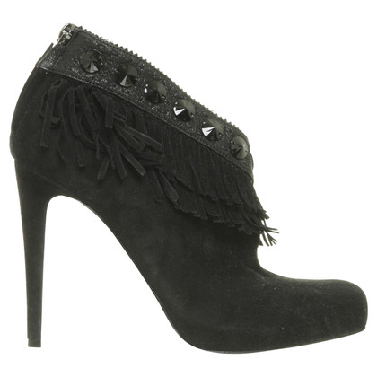 Christian Dior Ankle boot suede