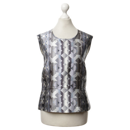 Peter Pilotto top pattern