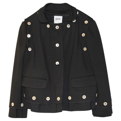 Moschino Cheap and Chic Jacket with buttons