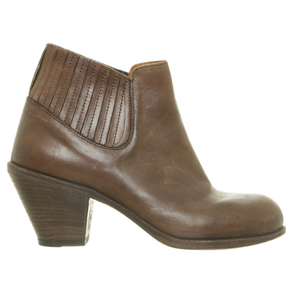Fiorentini & Baker Bottines en marron