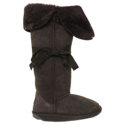 Emu Australia Sheepskin boots in Brown