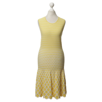 Alexander McQueen Dress in yellow