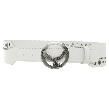 Marc Cain Belt with statement buckle