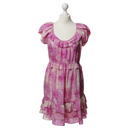 Juicy Couture Silk dress in pink