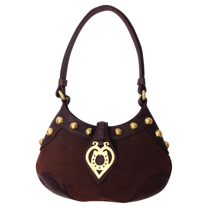 Moschino Tas met klinknagels