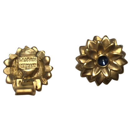 Lanvin Clip earrings