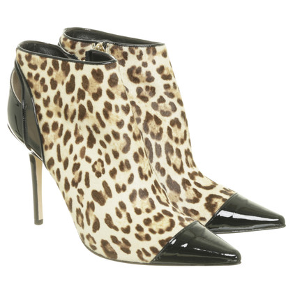 Jimmy Choo Ankle boots in Leopard look
