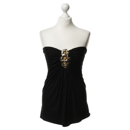 Sky Strapless top with embellishment