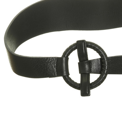 Filippa K Waist belt in black