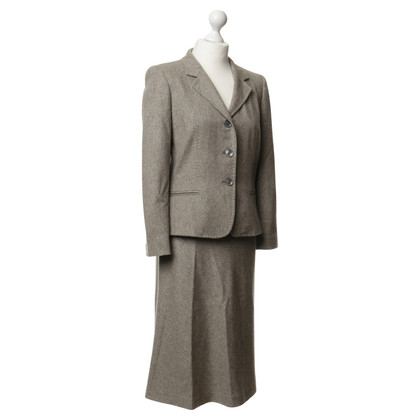 Max Mara Costume in Brown-flecked
