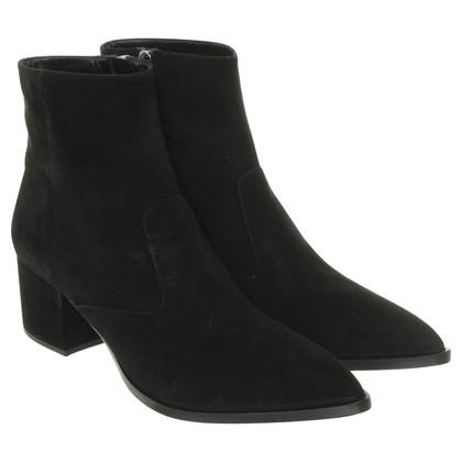 Miu Miu Ankle boots suede