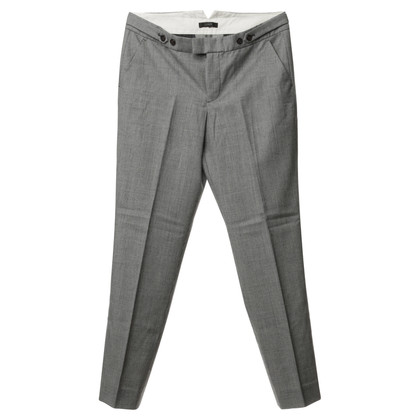 J. Crew Flannel pants in the Prince of Wales check patterns