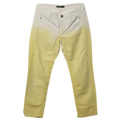 Marc Cain jeans 7/8 con gradiente
