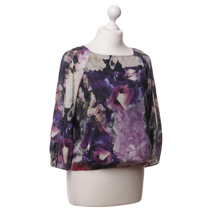 Alice + Olivia Blusa in seta