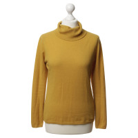 Other Designer Cashmere sweater in mustard yellow