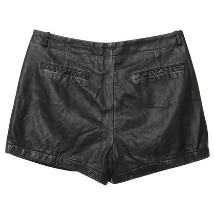Twenty8Twelve Leather shorts