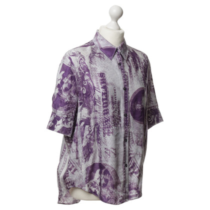 Acne Afdrukken blouse