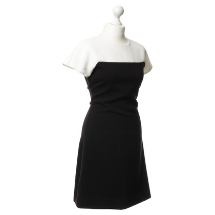 Kate Spade Sheath dress in black white