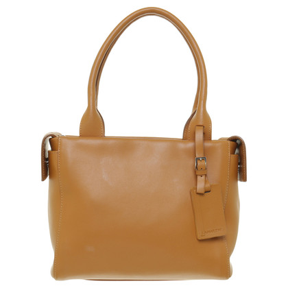 Andere Marke La Marthe - Ledertasche in Orange