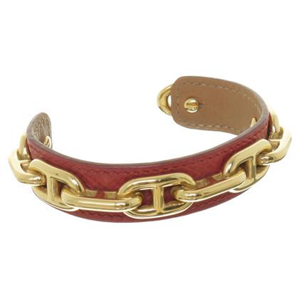 Hermès Armspange in Rot