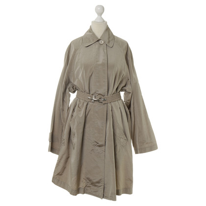 DKNY Cappotto beige estate