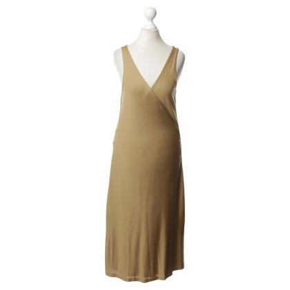 Ralph Lauren Silk dress in beige