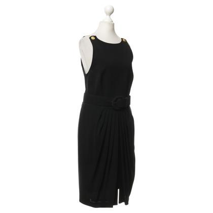 Bogner Zwarte cocktail jurk