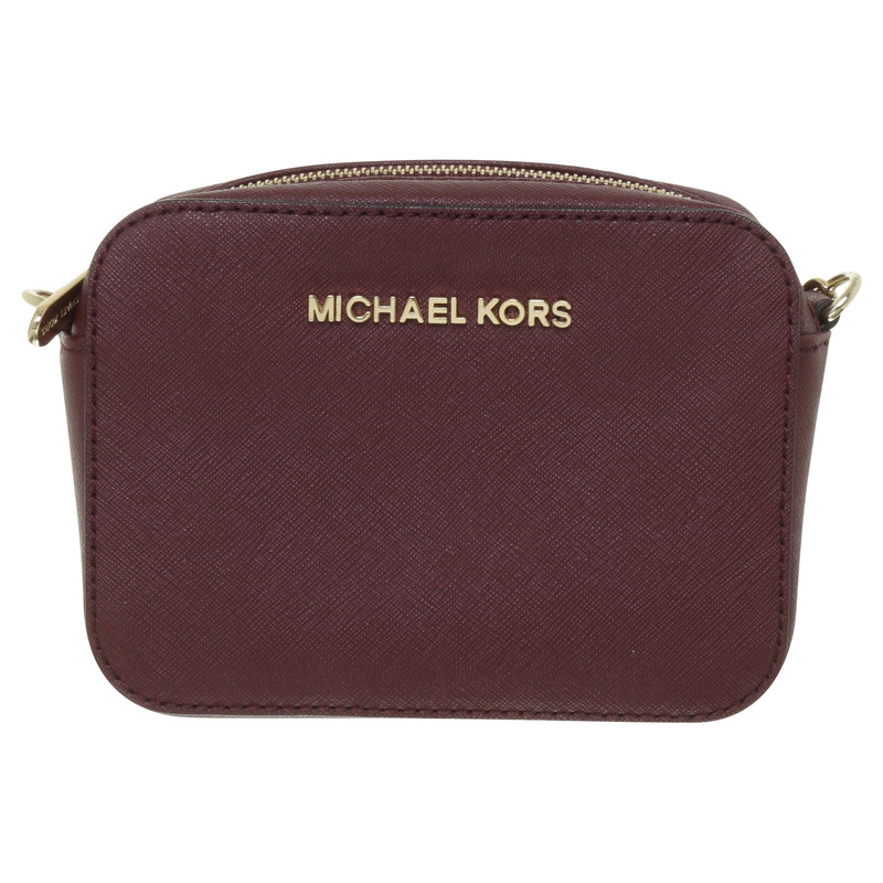 borsa bordeaux michael kors