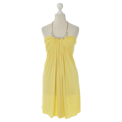 Sky Dress in yellow