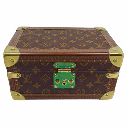 "Louis Vuitton Case ""Vault 24' in Monogram"