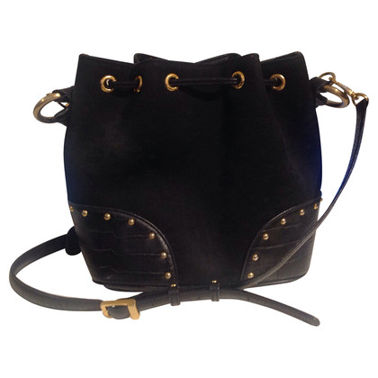 MCM Bag with rivets